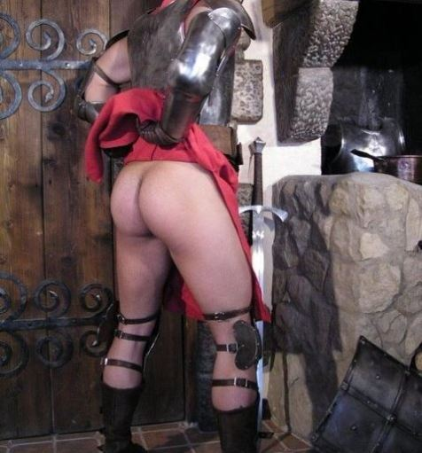 Medieval rump? Works for me.