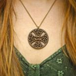 Celtic Warrior Necklace