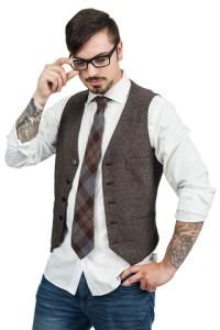 Outlander Tartan Necktie