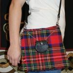 stewart kilt purse