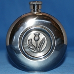 thistle flask