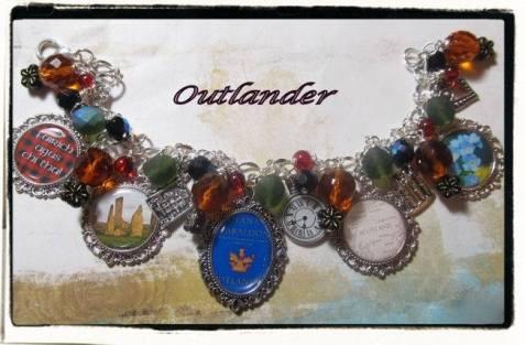 Outlander BostonCharm charm bracelet giveaway